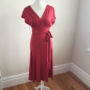 Banana Republic Silk & Cotton Dress